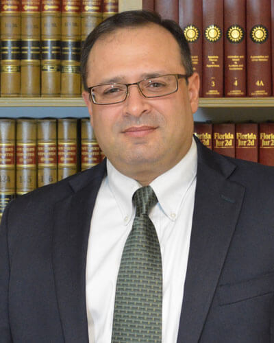 George G. Angeliadis, Esq.